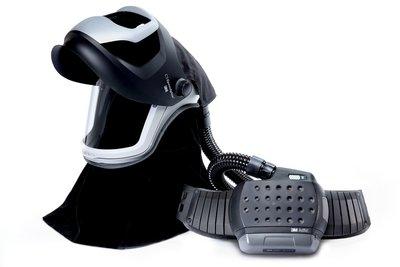 3M™ Adflo™ PAPR and Versaflo™ M-Series Helmet Kit w Speedglas™ Weld