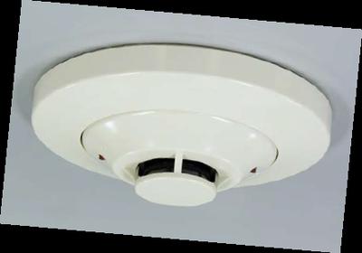 System Sensor 100 Series Low Profile Plug In Smoke Detectors